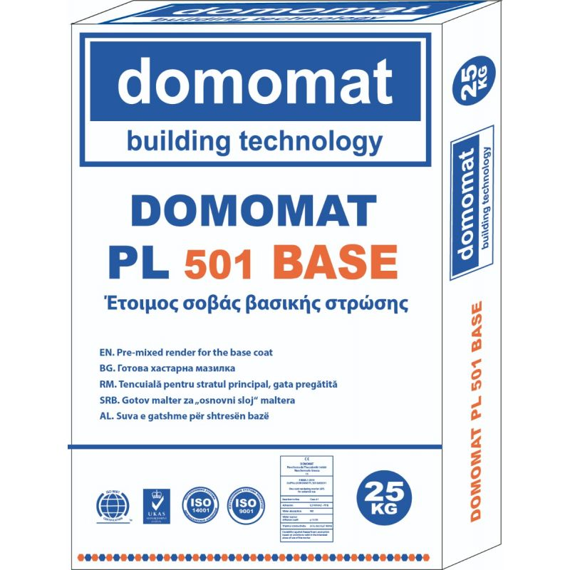 DOMOMAT PL 501 BASIC